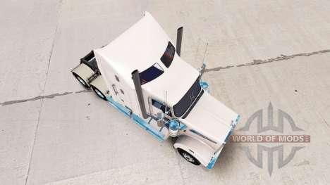Kenworth T908 v2.0 pour American Truck Simulator