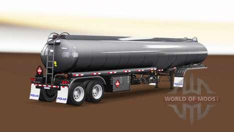 Kraftstoff-semi-trailer für American Truck Simulator
