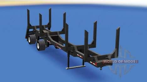 Un camion semi-remorque pour American Truck Simulator