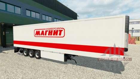 Anhänger Magnet für Euro Truck Simulator 2