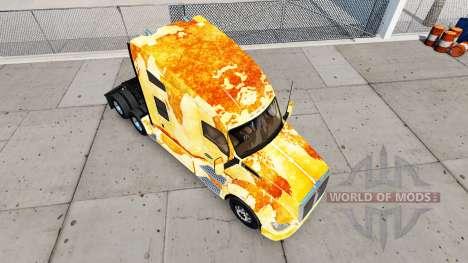 Haut-Rust auf dem truck Kenworth für American Truck Simulator