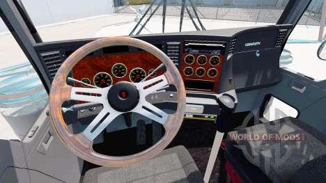 Kenworth T908 v2.0 für American Truck Simulator