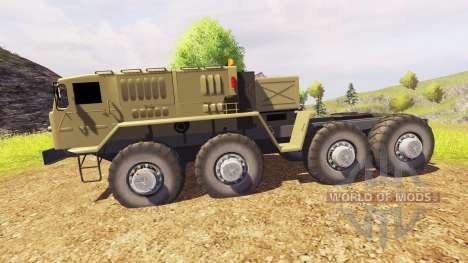 MAZ-537 für Farming Simulator 2013