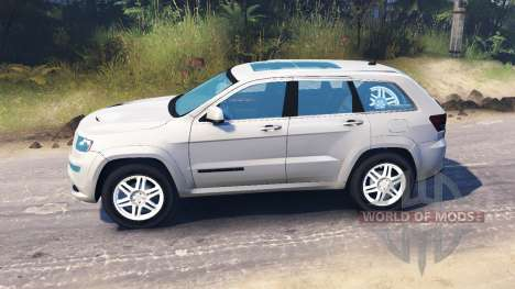 Jeep Grand Cherokee pour Spin Tires