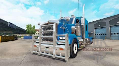 Kenworth W900 v1.3 pour American Truck Simulator