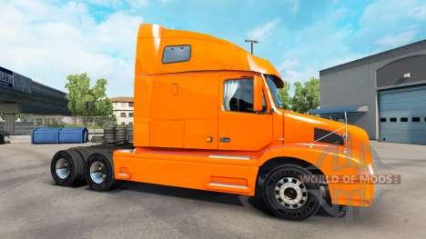 Volvo VNL 660 [update] pour American Truck Simulator