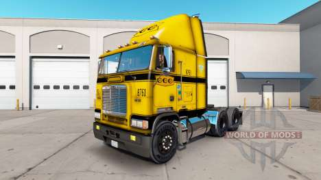 Haut auf CCC-LKW Freightliner FLB für American Truck Simulator