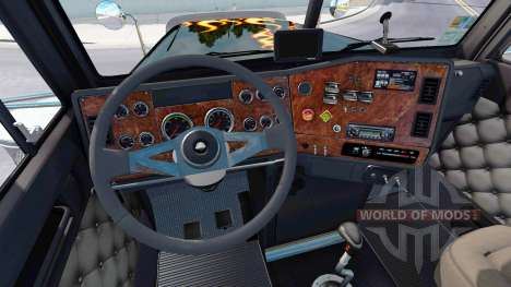 Freightliner Classic XL [update] pour American Truck Simulator