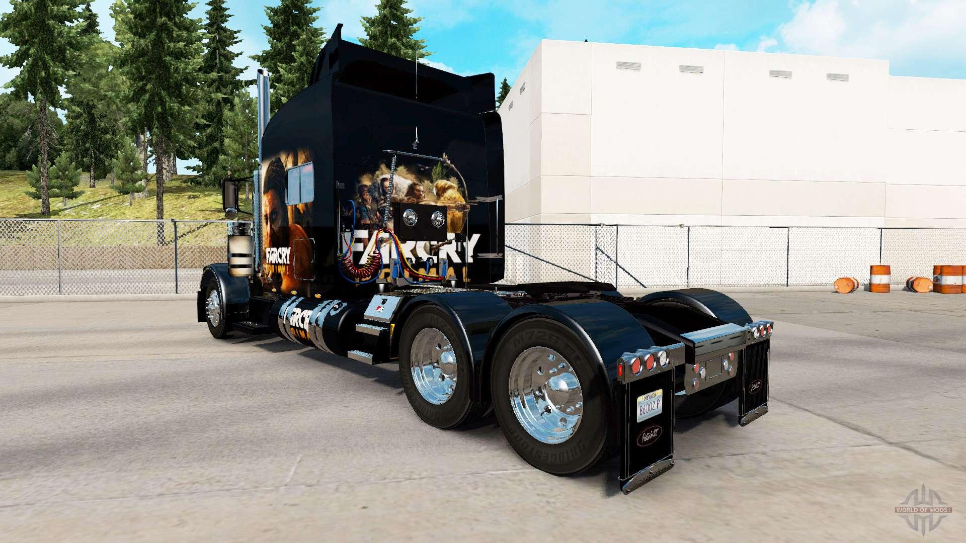 Far Cry  Paint Jobs