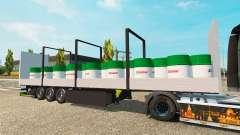 Semitrailer Schmitz Castrol