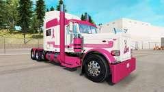 Haut-Trucking für eine Heilung für die truck-Pet