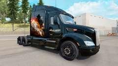 La peau Du Transporteur pour camion Peterbilt