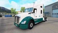 Mascaro Trucking Haut für die Kenworth-Zugmaschi