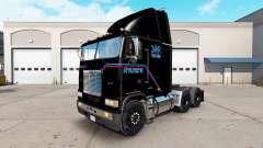 La peau Terminator 2 camion Freightliner FLAG
