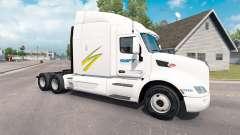 Swift skin für den truck Peterbilt