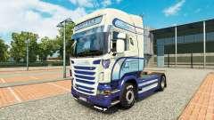Caffrey International skin für Scania-LKW