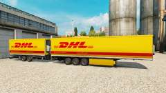 Semi-remorques Krone Gigaliner [DHL]