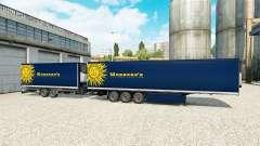 Semi-Remorque Krone Méga-Camions [Waberers]