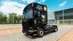Joker de la peau pour Scania camion