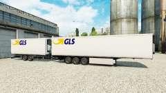 Semi-remorques Krone Gigaliner [GLS]