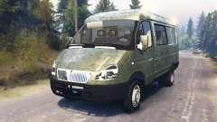 GAZ-221717 Sable