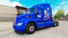 NAPA Hendrick skin für den truck Peterbilt