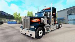 Haut-USA truck Kenworth W900