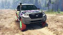 Toyota Land Cruiser 200 [Monster Energy]