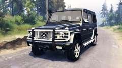 Mercedes-Benz G 500 v3.0