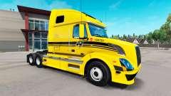 Robert de Transport de la peau pour les camions