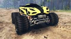 Koenigsegg One:1 Monster v2.0