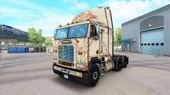 Haut Absolute Badass auf dem LKW Freightliner FL