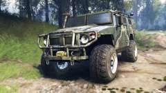 GAZ-2975 Tiger v3.0