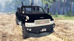 GMC TopKick C4500 6x6