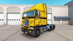 La peau sur la CCC camion Freightliner FLAG