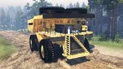 Camion minier Godzilla v2.0