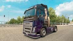 La peau De The Last of Us chez Volvo trucks