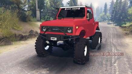 Suzuki Samurai pour Spin Tires