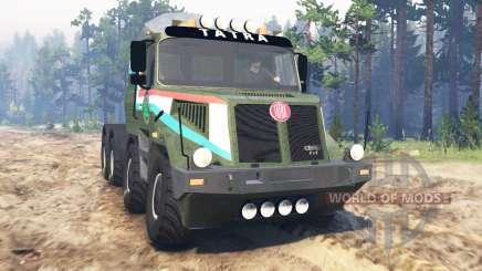 Tatra 163 Jamal 8x8 pour Spin Tires