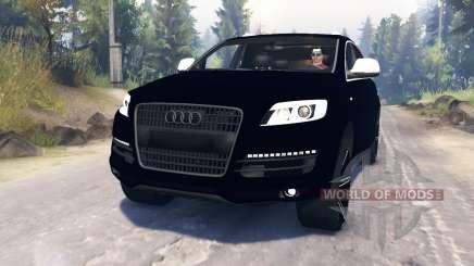 Audi Q7 v2.0 für Spin Tires