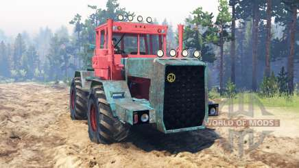 K-710 Kirovets pour Spin Tires