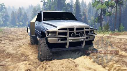 Dodge Ram pour Spin Tires