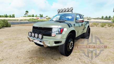 Ford F-150 SVT Raptor v1.4 für American Truck Simulator