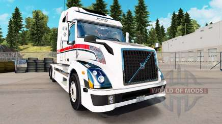 Volvo VNL 670 v1.2 pour American Truck Simulator