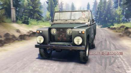 Land Rover Series I pour Spin Tires