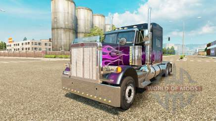 Peterbilt 379 [purple] pour Euro Truck Simulator 2
