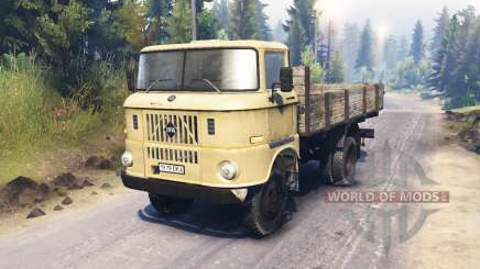 IFA W50 L pour Spin Tires