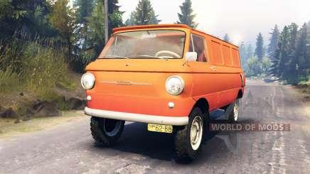 ZAZ-971Г für Spin Tires