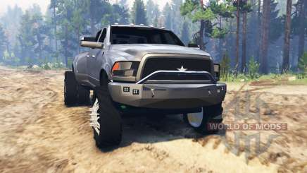 Dodge Ram 3500 Mall Crawler für Spin Tires