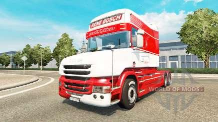 Scania T Longline Rene Bosch pour Euro Truck Simulator 2